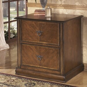 Charlyn 2-Drawer File Cabinet