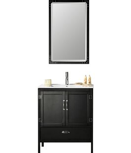Modern Trent Austin Design Bathroom Vanities AllModern - Bathroom vanities austin
