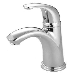 Just Manufacturing Single Hole Bathroom Faucet