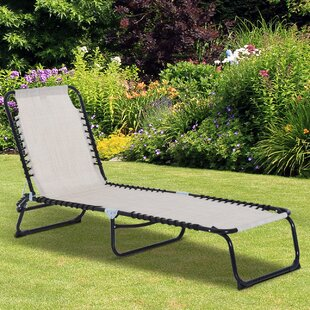 Freeport Park Shaffer Reclining and Folding Beach Chair