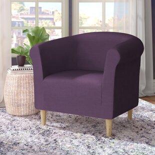 Liam Barrel Chair by Zipco..