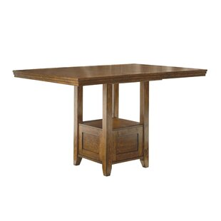 Check Prices Rebecca Counter Height Extendable Dining Table By Andover Mills