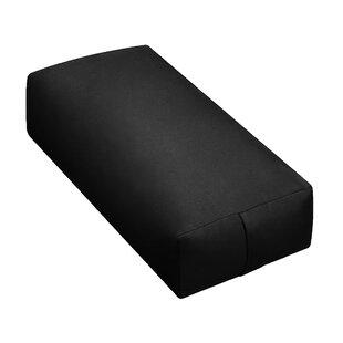 Grayone Yoga Supportive Indoor/Outdoor Sunbrella Bolster Pillow
