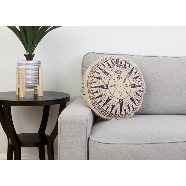 Nautical Compass Pillows Wayfair