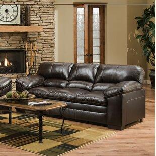 Simmons Upholstery Grandwood Sofa