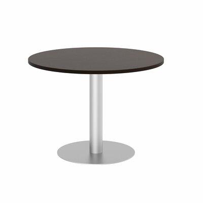 Bush Business Furniture Circular Conference Table Top Finish: Mocha Cherry