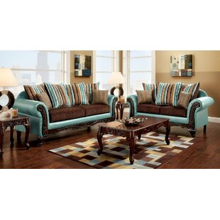 Price Check Bridgecliff 2 Piece Living Room Set by Astoria Grand Reviews (2019) & Buyer's Guide