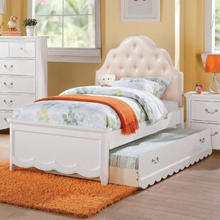 Best Reviews Scalf Tufted Upholstered Platform Bed by Harriet Bee Reviews (2019) & Buyer's Guide