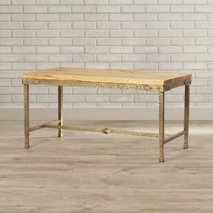 Mellie Gold Coffee Table
