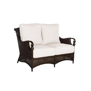 Acacia Home and Garden Montego Bay Loveseat with Cushions