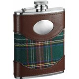 Leather Wrapped Flask Wayfair