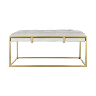 Gemma Metal Bench