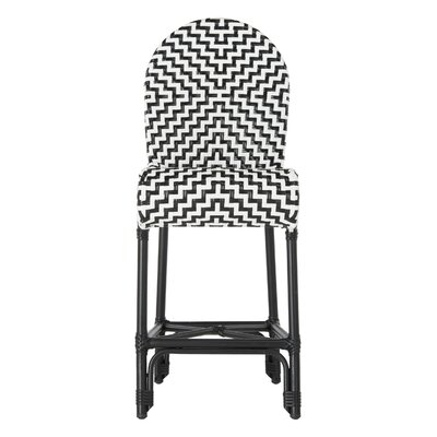 Superb Willa Arlo Interiors Dillow 256 Patio Bar Stool Gamerscity Chair Design For Home Gamerscityorg