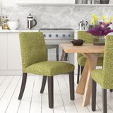 Cieslak Tapered Upholstered Dining Chair by George Oliver