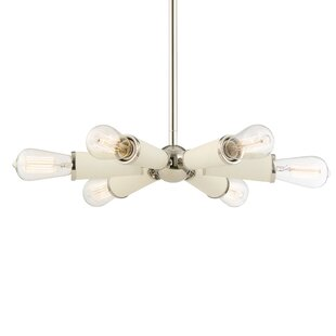 Brayden Studio Wenner 6-Light Chandelier