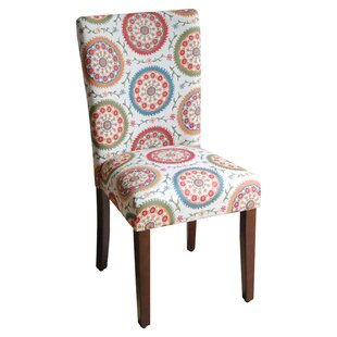 Find a Lovejoy Deluxe Side Chair (Set of 2) By Winston Porter