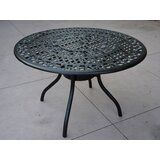 Pelaez Aluminum Dining Table