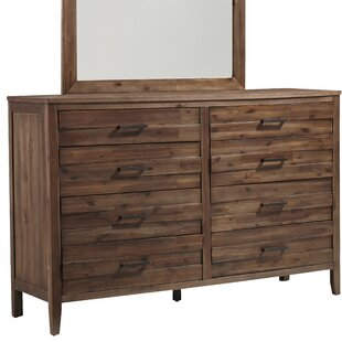 Northwich 8 Drawer Double Dresser