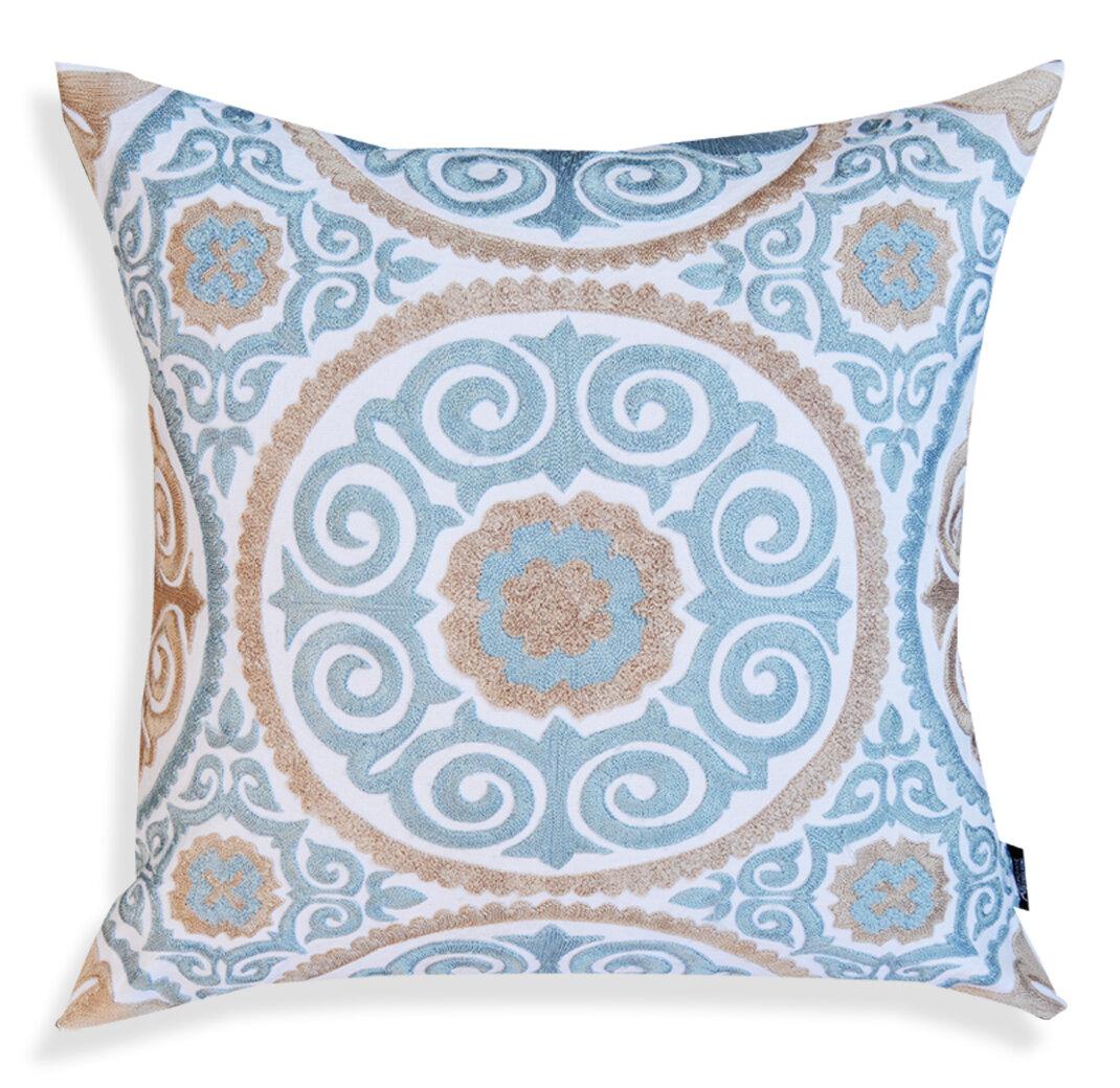 A1 Home Collections Llc Lexi Cotton Throw Pillow Wayfair