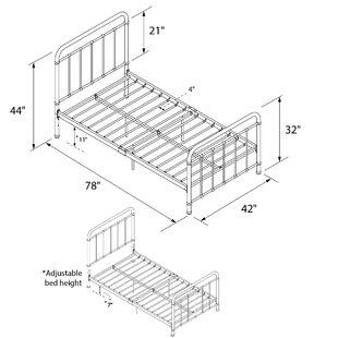 Angelita Platform Bed