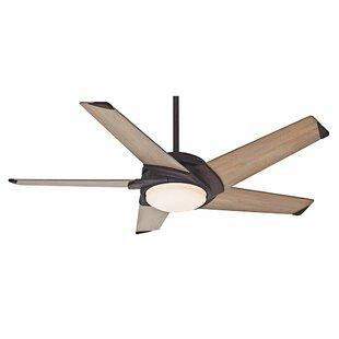 Satin brass ceiling fans youll love wayfair save to idea board audiocablefo