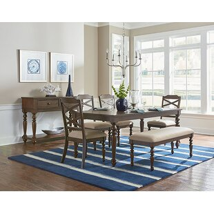 Togut 6 Piece Extendable Dining Set by Lo..