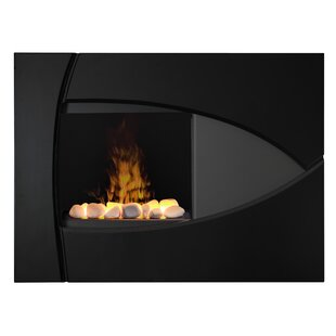 Burbank Wall Mounted Electric Fireplace by Dimplex