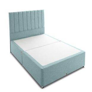 Up To 70% Off Bonwick Coilsprung Divan Bed