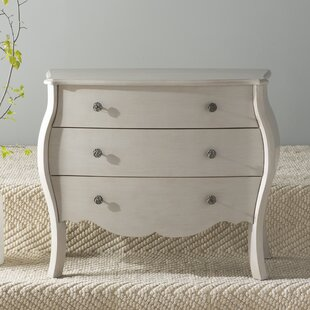 Comporte 3 Drawer Accent Chest by One Allium Way