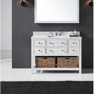 Truby 48 Single Bathroom Vanity Set