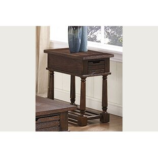 Mcclellan End Table with Storage