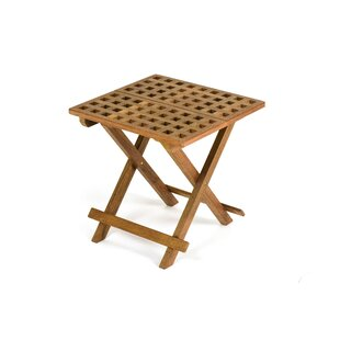 Whitecap Industries Folding Coffee Table