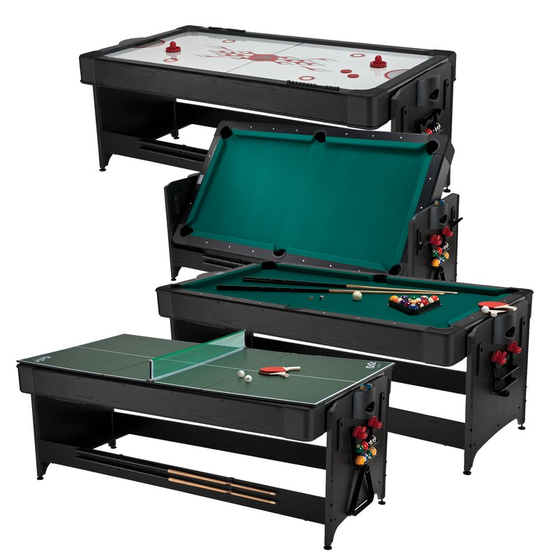 top rated combination game table review