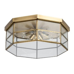 Engles Outdoor Flush Mount By Astoria Grand