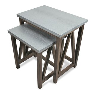 Moriarty 2 Piece Nesting Tables by Gracie Oaks
