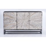 Zinaida 59 Wide Mango Wood Buffet Table by Foundry Select