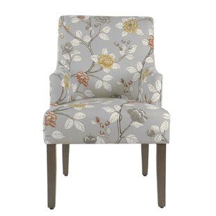 Arrowwood Cotton Upholstered Dining Chair Alcott Hill