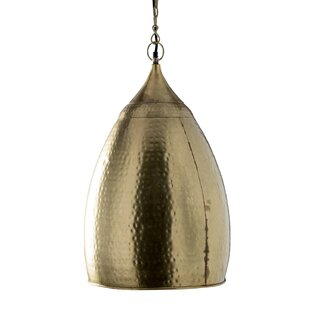 World Menagerie Perri 1-Light Dome Pendant