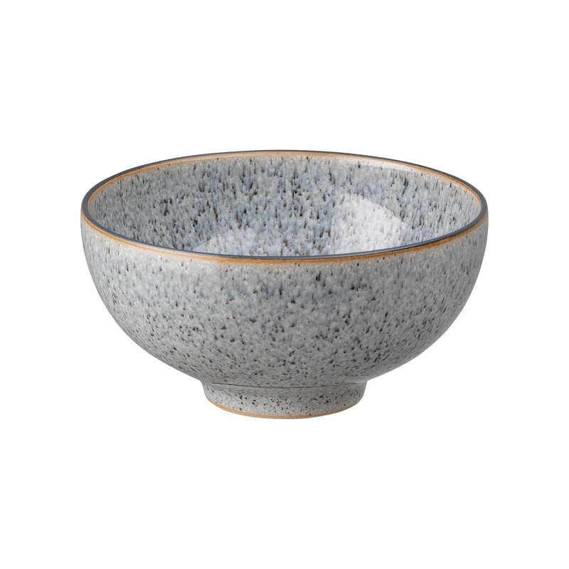 Denby 16 Oz Studio Grey Rice Bowl Wayfair