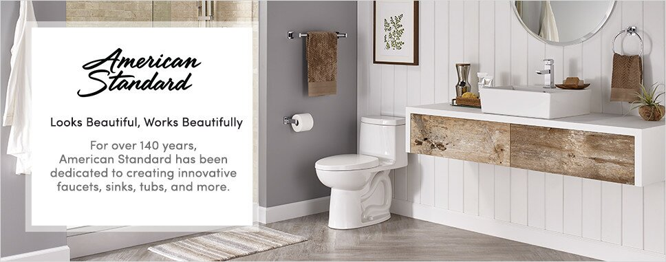American Standard Faucets And Sinks Are Designed With Enduring Quality. See  How They Can Transform Your Daily Routine.