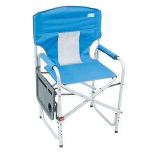 Rio Brands Gear Oversized Director's Outdoor Reclining/Folding Beach Chair (Set of 20)