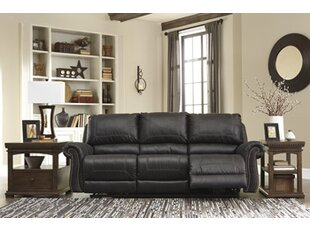 Red Barrel Studio Collier Reclining Sofa