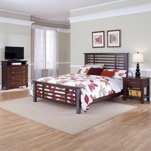 Rockvale Platform 2 Piece Bedroom Set