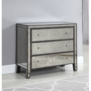 Tamara 3 Drawer Chest