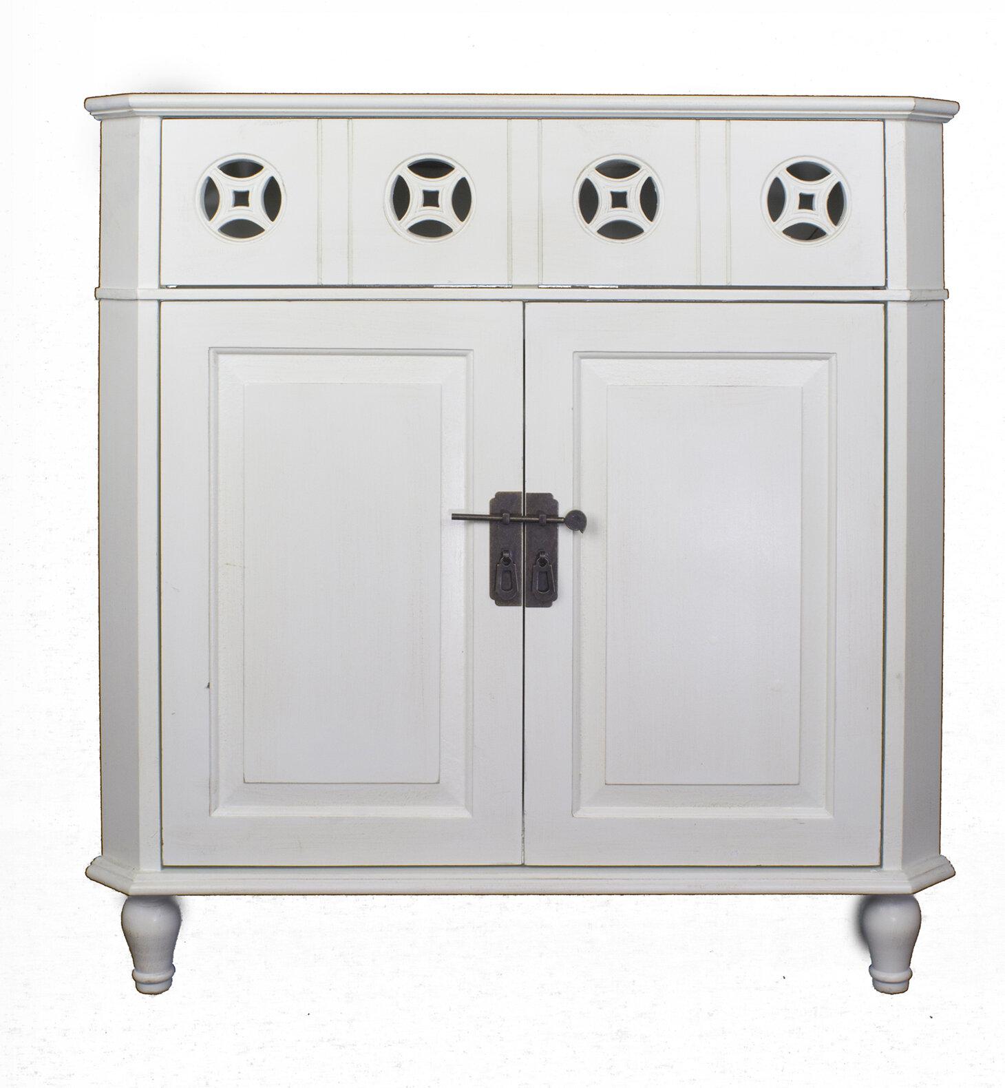 August Grove Truitt 2 Door Corner Accent Cabinet Reviews Wayfair