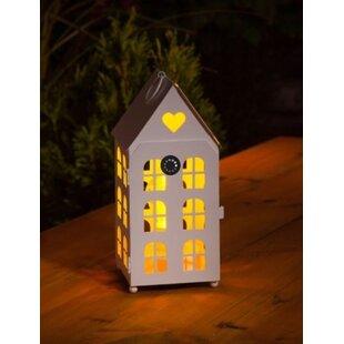 Metal House Lantern By Freeport Park