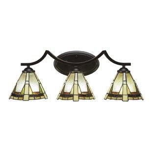 Loon Peak Mullis 3-Light Vanity Light