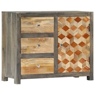 Pullins 3 Drawer Combi Chest By World Menagerie