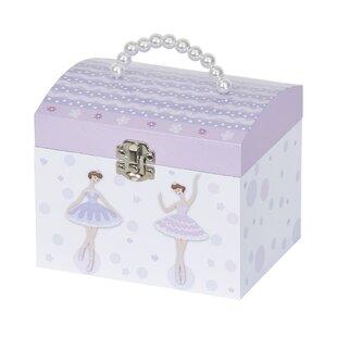 Best Reviews Sylvie Musical Ballerina Jewelry Box ByMele & Co.
