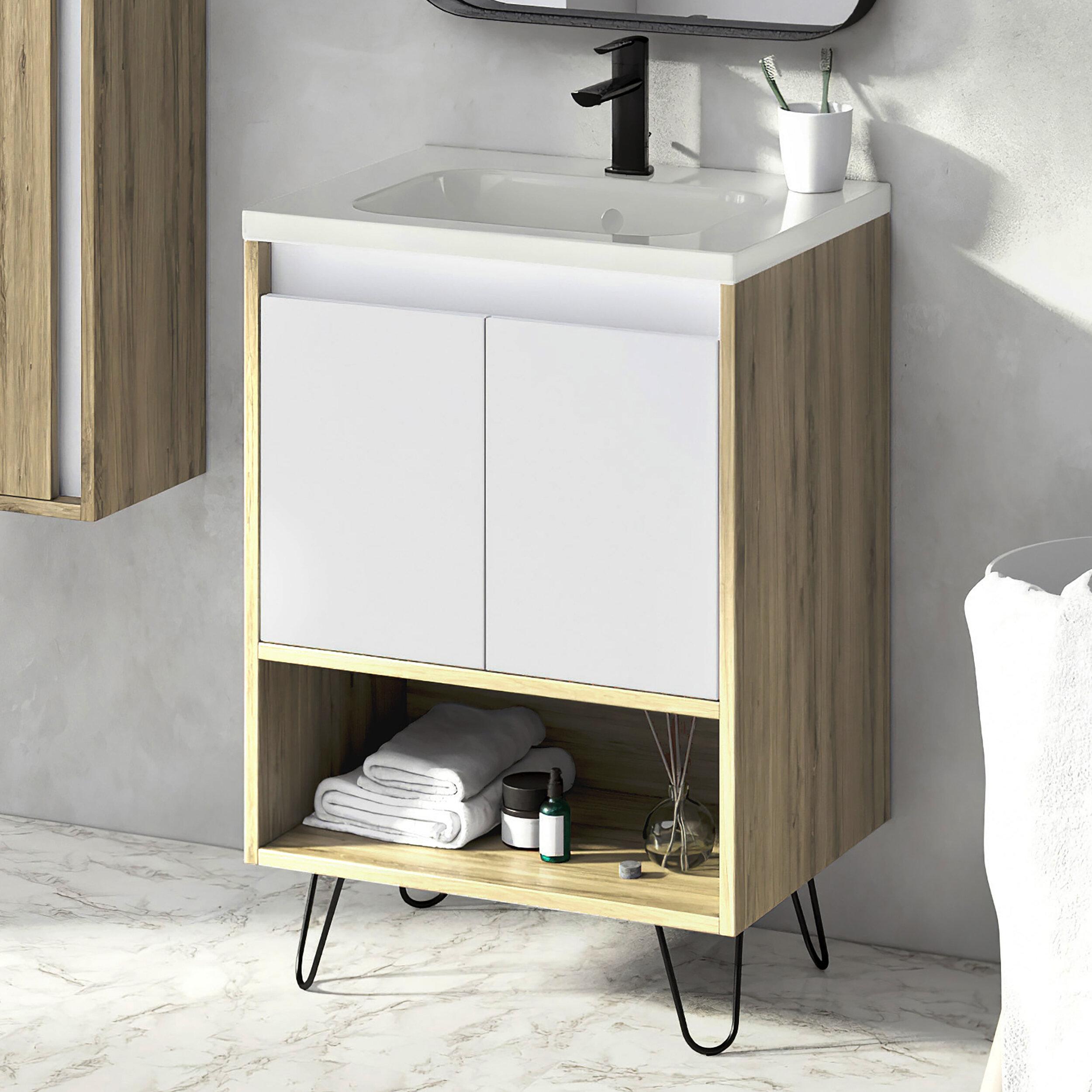 Made In Usa Corrigan Studio Bathroom Vanities You Ll Love In 2021 Wayfair
